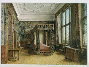 Mary, Queen of Scots' Room at Hardwick, 1820s by William Henry Hunt