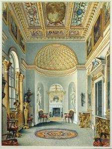 The Gallery, Chiswick House by William Henry Hunt