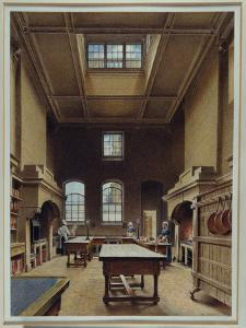 The Kitchen at Chatsworth, C.1830 by William Henry Hunt