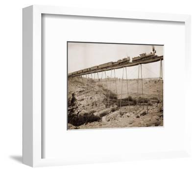 Dale Creek Bridge, Wyoming, Union Pacific Railway, 1885