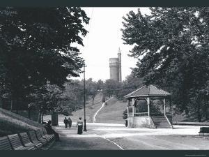 Eden Park, Cincinnati by William Henry Jackson
