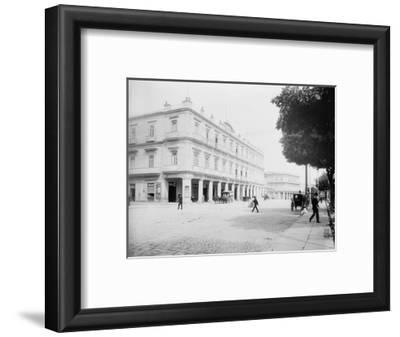Gran Hotel Inglaterra, Havana, Cuba
