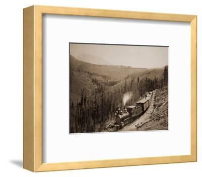 Marshall Pass, Colorado, Westside, 1880-1881