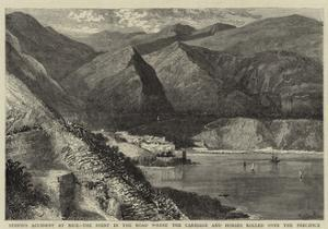 Serious Accident at Nice by William Henry James Boot