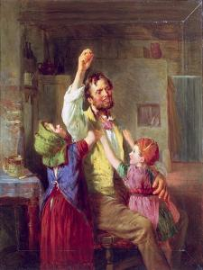 The Struggle for the Apple by William Henry Knight