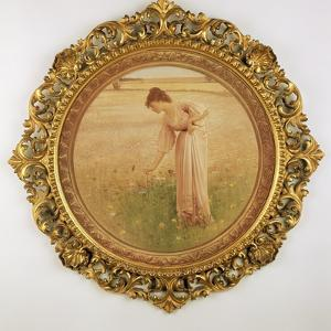 Flowers of the Field by William Henry Margetson
