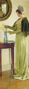 Harbingers of Spring, 1911 by William Henry Margetson