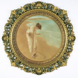 The Sea Hath its Pearls by William Henry Margetson