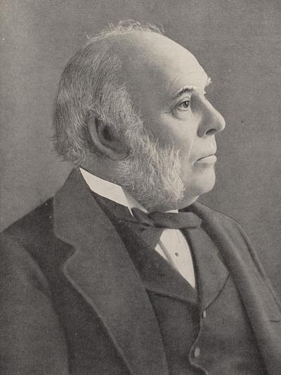 William Henry Smith--Photographic Print