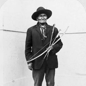 Geronimo (1829-1909) by William Herman Rau