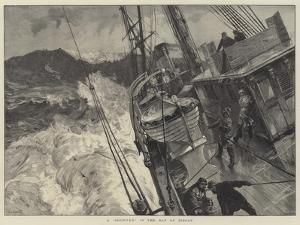 A Snorter in the Bay of Biscay by William Heysham Overend
