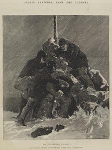 Arctic Sketches from the Pandora by William Heysham Overend