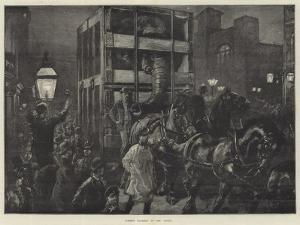 Jumbo's Journey to the Docks by William Heysham Overend