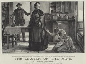 The Master of the Mine by William Heysham Overend
