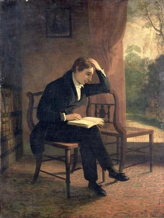 Portrait of John Keats (After Joseph Severn)