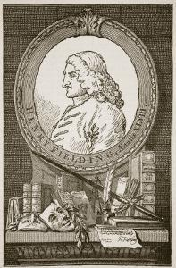 Henry Fielding, Illustration from 'Cassell's Illustrated History of England' by William Hogarth