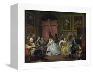 Marriage a La Mode: IV, the Toilette, C.1743 by William Hogarth