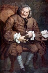 Simon Fraser, Lord Lovat, Scottish Jacobite, 18th Century by William Hogarth