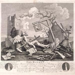 The Bathos, 1764 by William Hogarth