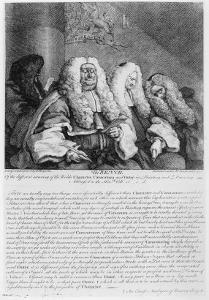 The Bench, 1758 by William Hogarth
