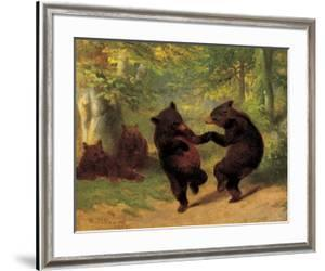 Dancing Bears by William Holbrook Beard