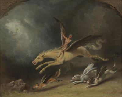 The Fox Hunter's Dream