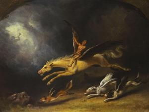 The Fox Hunter's Dream by William Holbrook Beard