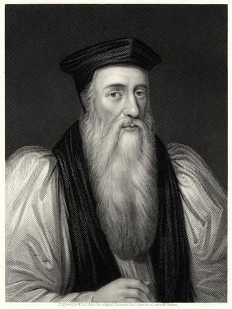 Cranmer, 19th Century