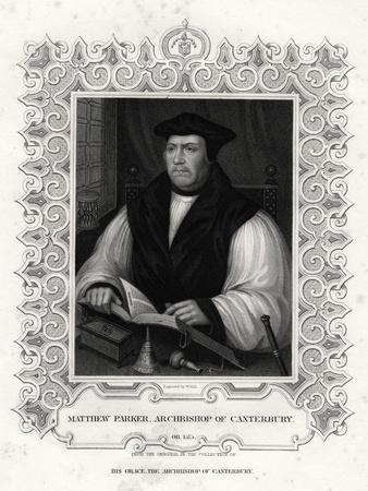 Matthew Parker, Archbishop of Canterbury, 19th Century