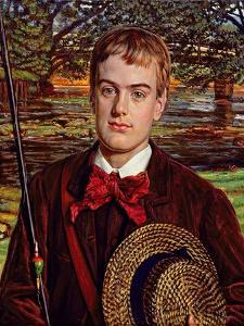 Cyril Benoni Holman Hunt, 1880 by William Holman Hunt