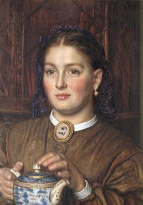 Honest Labour has a Comely Face by William Holman Hunt