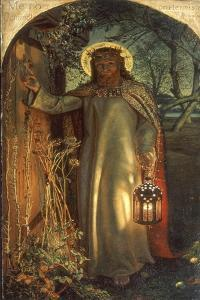 Light of the World, C.1851-53 by William Holman Hunt