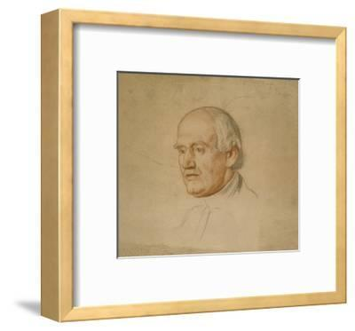 Portrait of Dr Bloxham