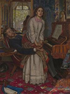 The Awakening Conscience by William Holman Hunt