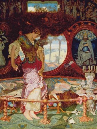 The Lady of Shalott, C.1886-1905