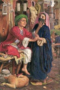 The Lantern Maker's Courtship, C.1854-60 by William Holman Hunt