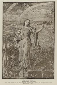 The Pearl, the English Poem of the 14th Century by William Holman Hunt
