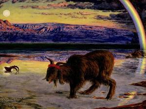 The Scapegoat, 1854-55 by William Holman Hunt