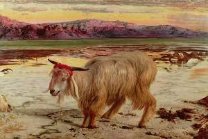 The Scapegoat, 1854 by William Holman Hunt