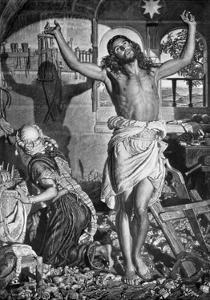 The Shadow of the Cross, 1926 by William Holman Hunt