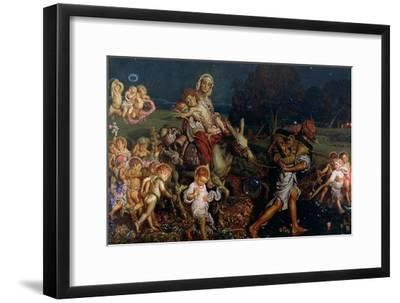 The Triumph of the Innocents, 1876