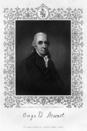 Dugald Stewart, 19th Century