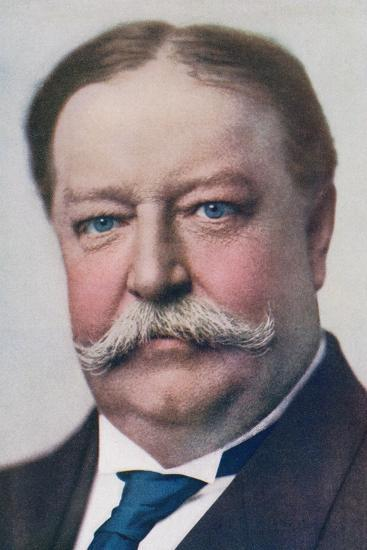 William Howard Taft, 1857 to 1930. 27th President of the United States. from the Wonderful Year…--Giclee Print