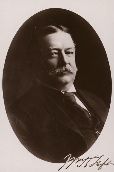 William Howard Taft--Photographic Print
