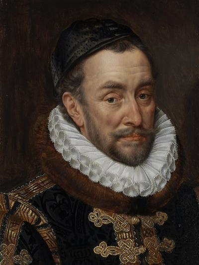William I, Prince of Oranje, C.1579-Adriaen Thomasz Key-Giclee Print