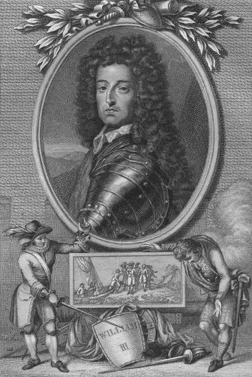 'William III', 1790-Unknown-Giclee Print