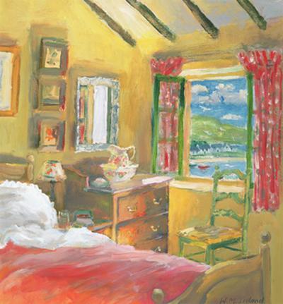 Arran View, C.2000 by William Ireland