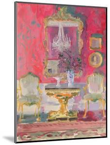 Gilded Mirror, c.2000 by William Ireland