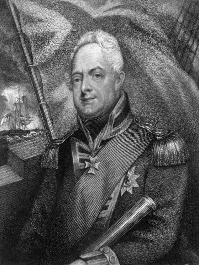 William IV of the United Kingdom, 19th Century--Giclee Print