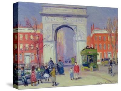 Washington Square Park, c.1908